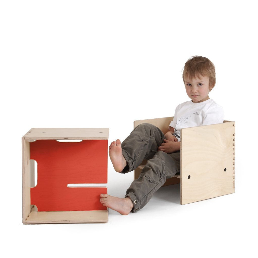 Perludi MAXintheBOX in rot bei KidsWoodLove