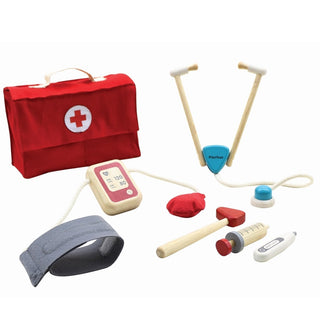 Plantoys Doctor Set bei KidsWoodLove