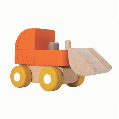 "Plantoys ""Mini Bulldozer"" Holzauto (ab 12 Monate) 2"