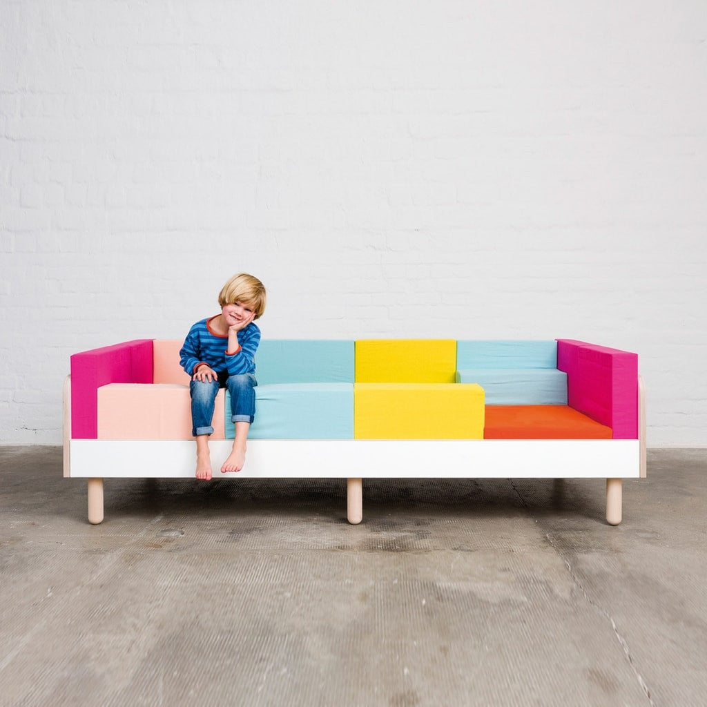 Pure Position  multifunktionales Kinderbett 4-in-1 Modell Growing Bed (200×90) |