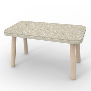 Pure Position Filzauflage für Growing Table Sitzbank (80x42 cm)