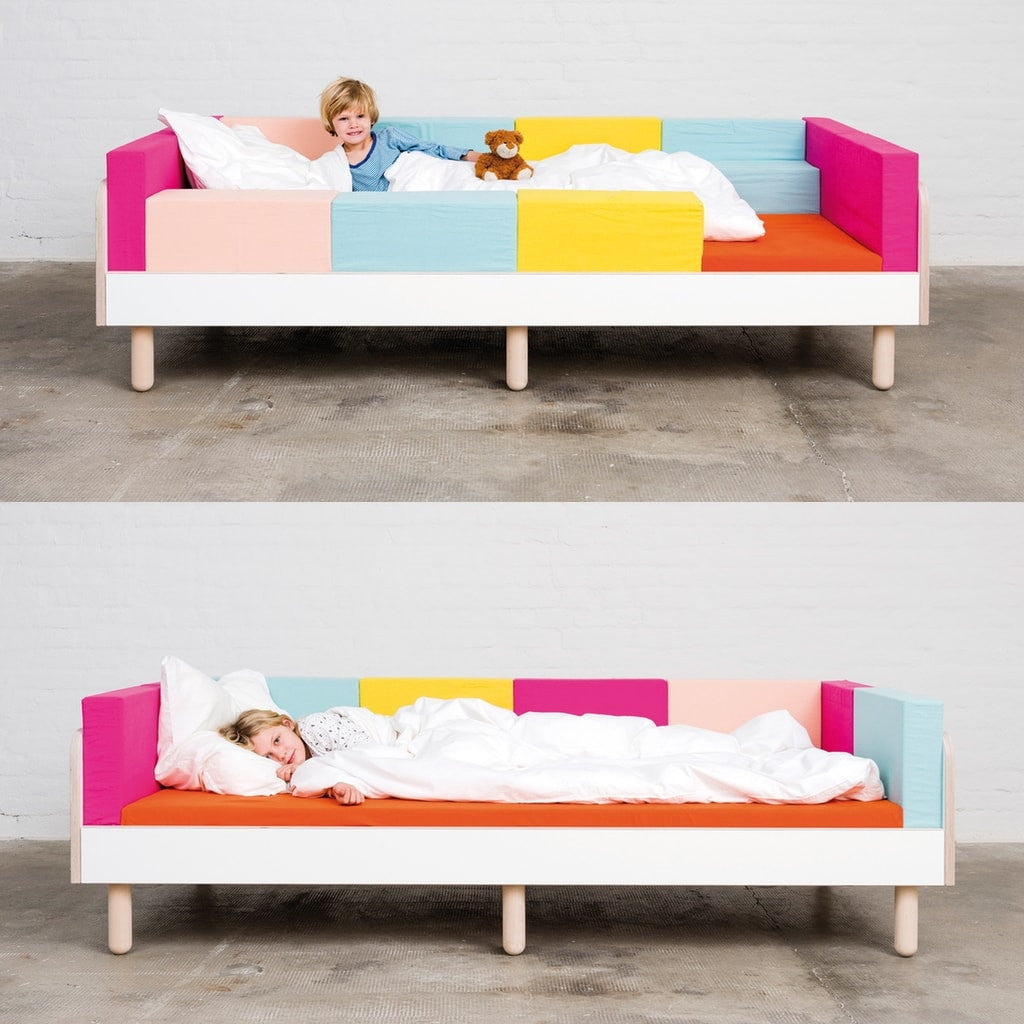 pure position growing bed kinderbett online kaufen kidswoodlove. Black Bedroom Furniture Sets. Home Design Ideas