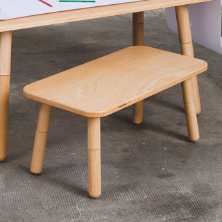 Pure Position Sitzbank für Kindertisch Growing Table in Natur bei KidsWoodLove