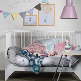 hochwertige babybetten gitterbetten online kaufen. Black Bedroom Furniture Sets. Home Design Ideas