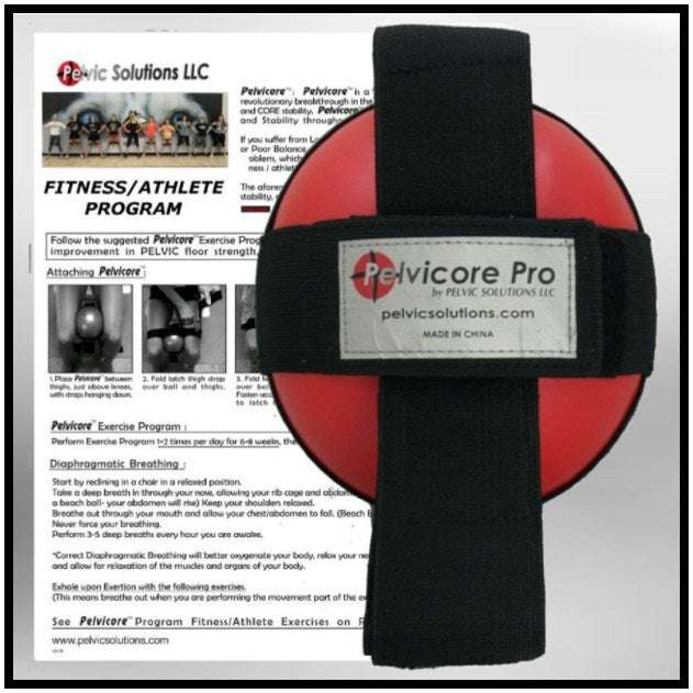Pelvicore Pro Fitness Athlete Program - Pelvicore Pro by Pelvic Solutions LLC