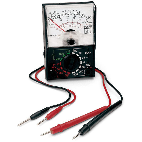 Multi-meter, Voltage tester - The Science Shop