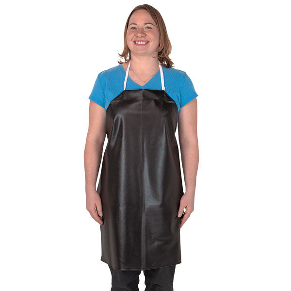 "Rubberized Laboratory Apron ~ 27"" W x 42"" L - The Science Shop"