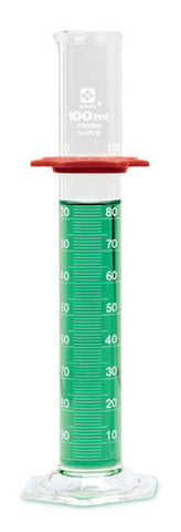 Graduated Cylinder - Glass (Economy Grade) ~ 1000mL (1L)