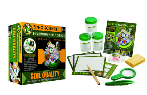 Soil Quality Kit