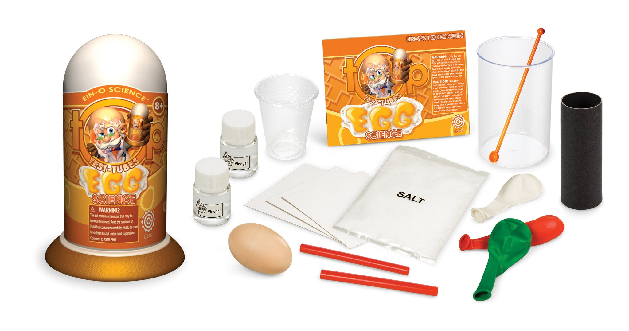 Egg Science - The Science Shop
