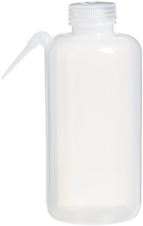 Nalgene Wide-Mouth Unitary Wash Bottles ~ 1000mL (1L) - The Science Shop