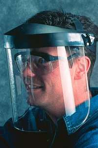 FACESHIELD ~ Polycarbonate - The Science Shop