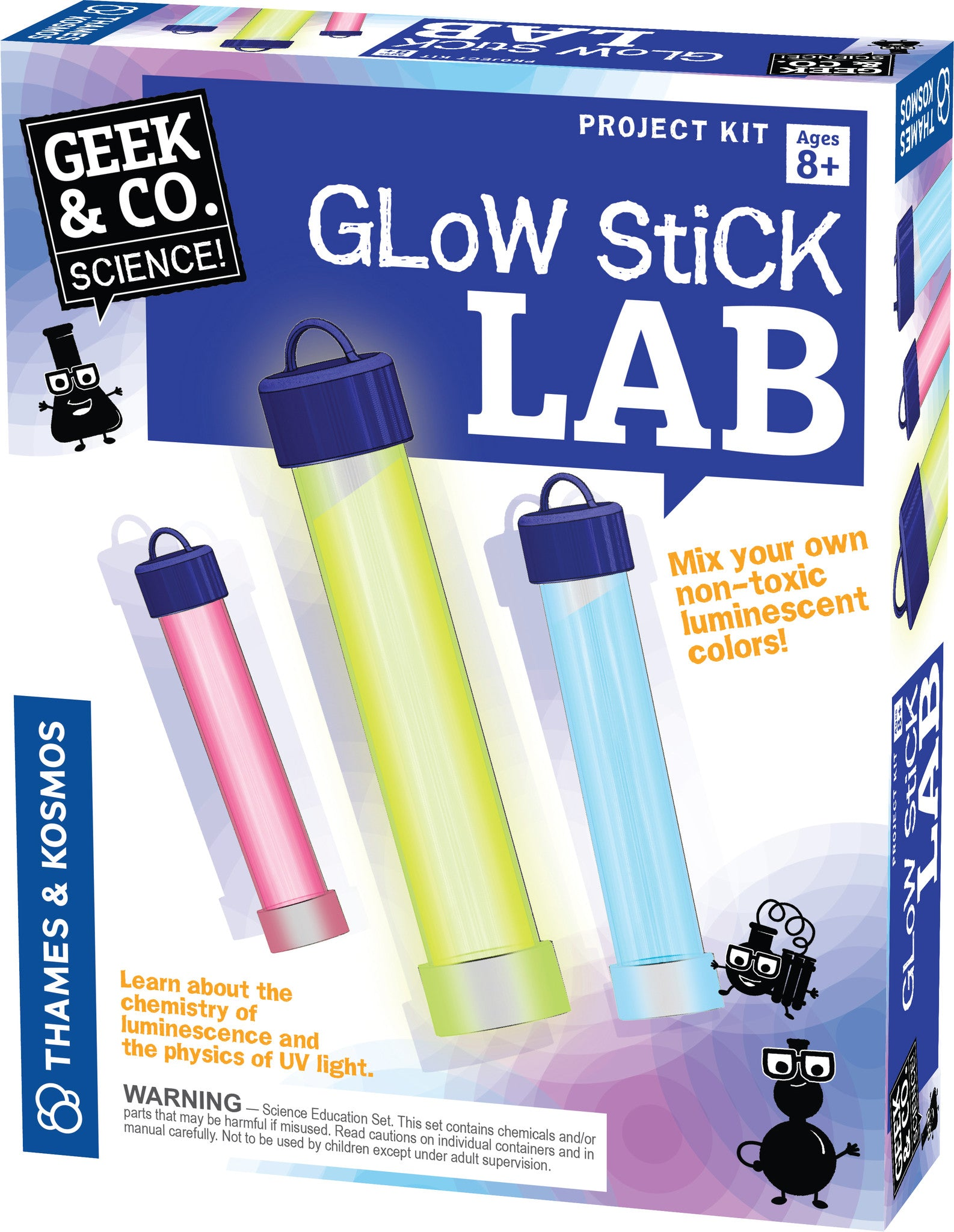 Thames & Kosmos ~ Glow Stick Lab - The Science Shop - 1