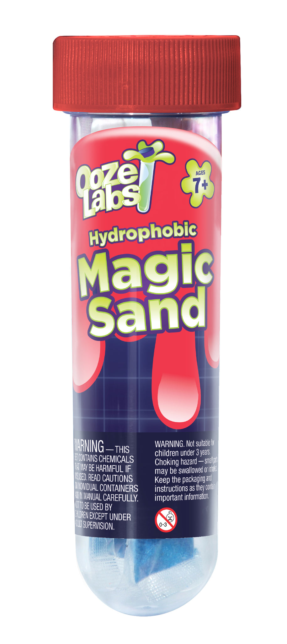 Ooze Lab 3: Magic Sand