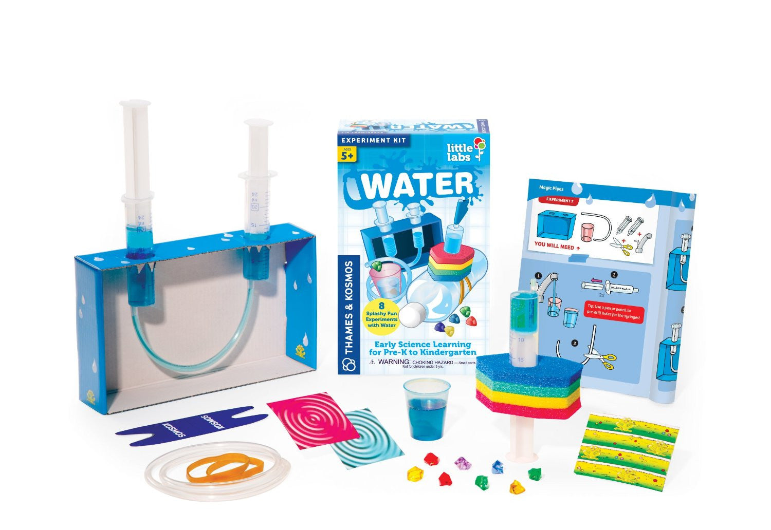 Thames & Kosmos ~ little labs ~ Water - The Science Shop