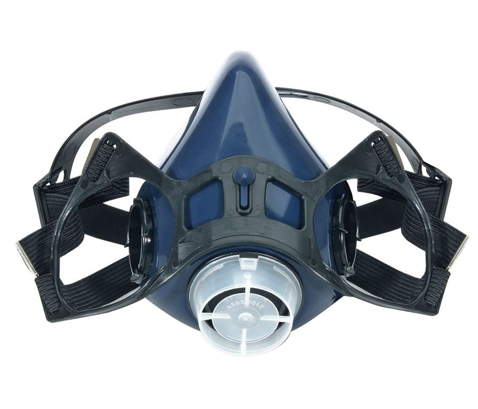 Willson 6100 Half-Mask Respirator - Medium - The Science Shop