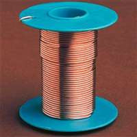 Wire, Soft Copper 18 Gauge  (per foot) - The Science Shop