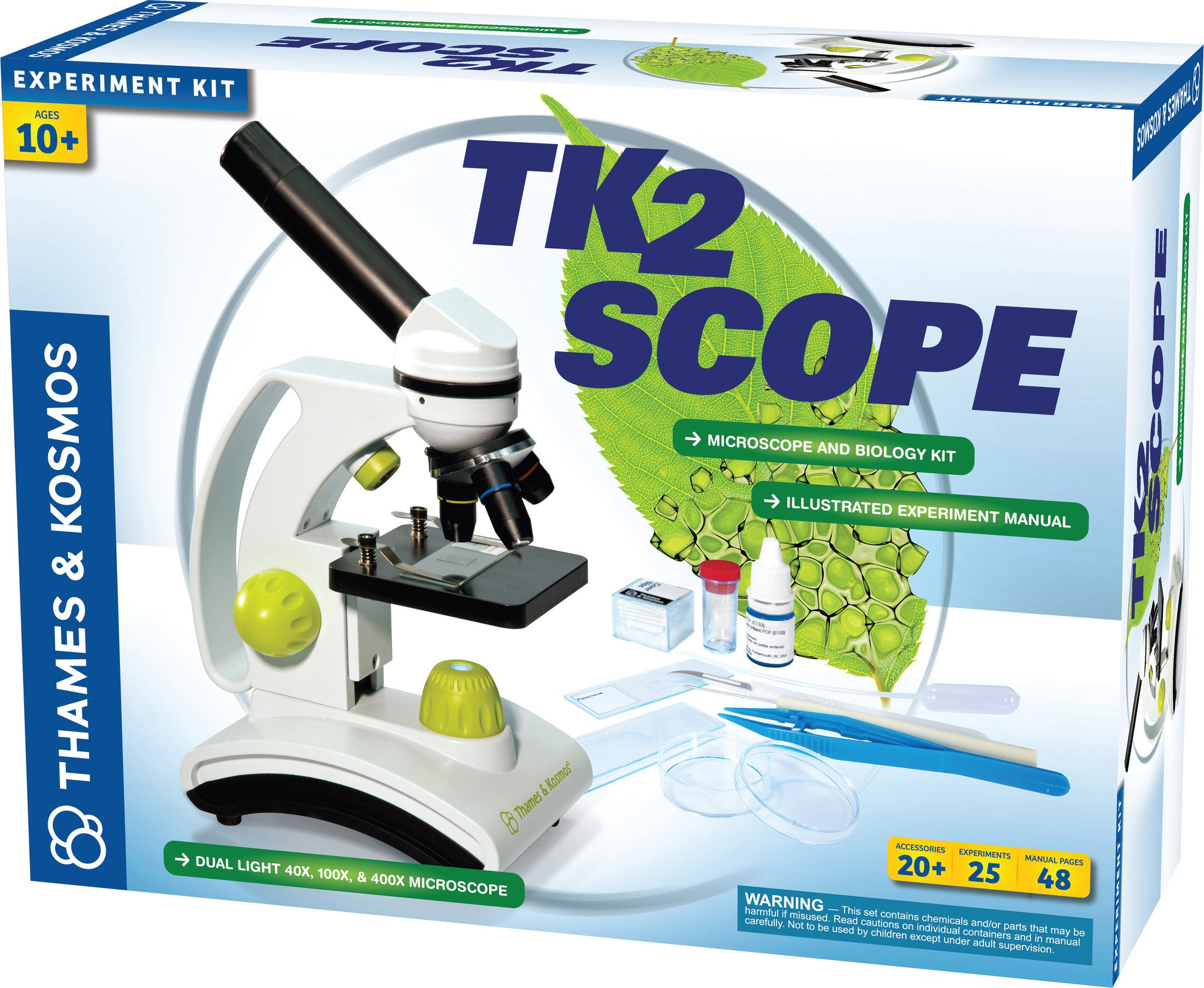 Thames & Kosmos ~ TK2 Scope - The Science Shop - 1