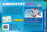 Thames & Kosmos ~ CHEM C500 - The Science Shop - 2