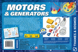 Thames & Kosmos ~ Motors & Generators - The Science Shop - 2