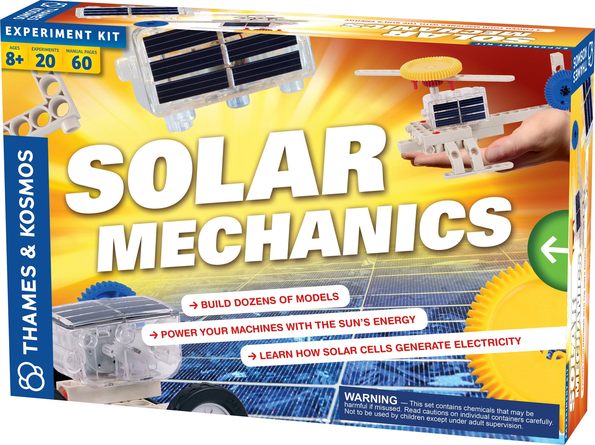 Thames & Kosmos ~ Solar Mechanics - The Science Shop - 1