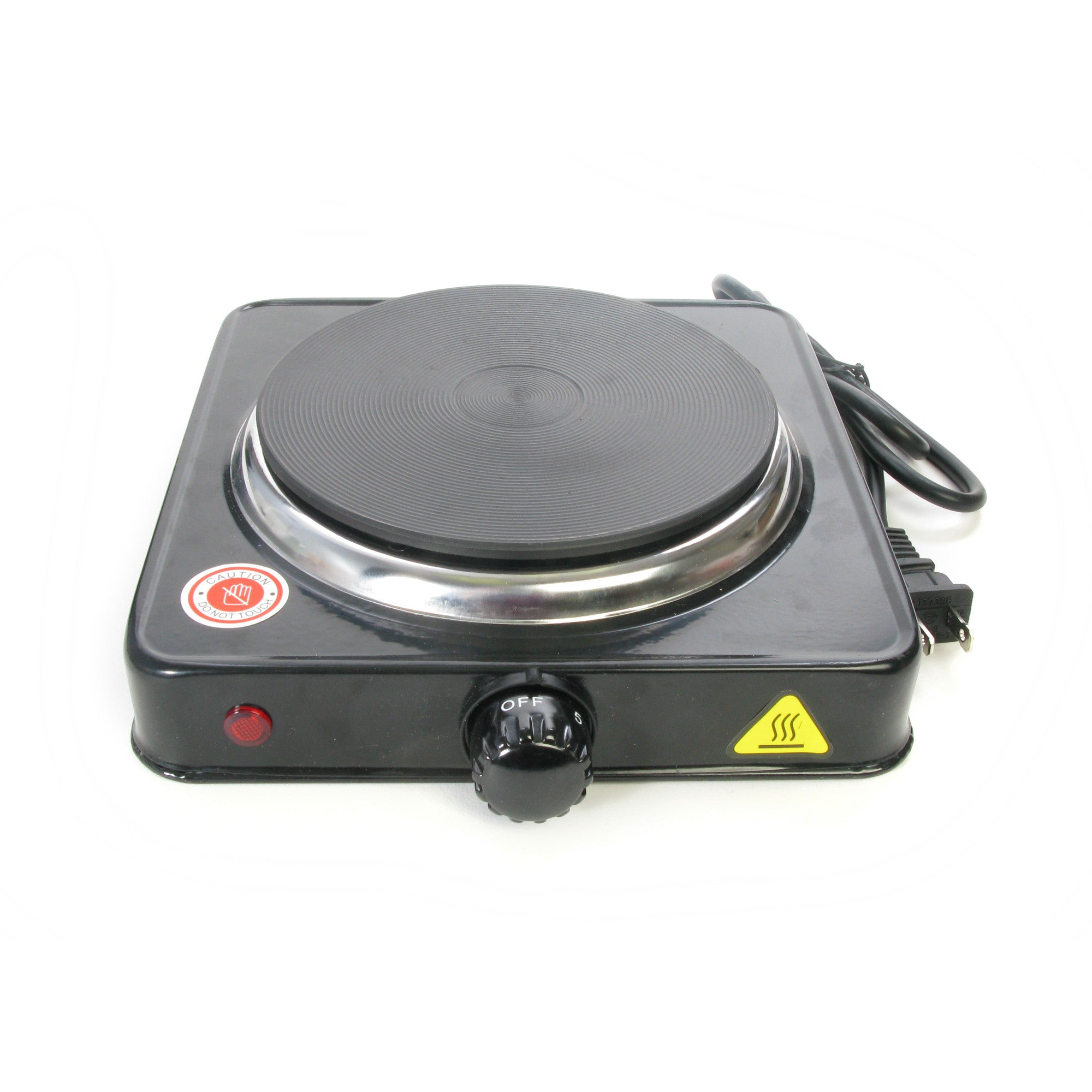 Hot Plate 154mm, 1000W - The Science Shop - 1