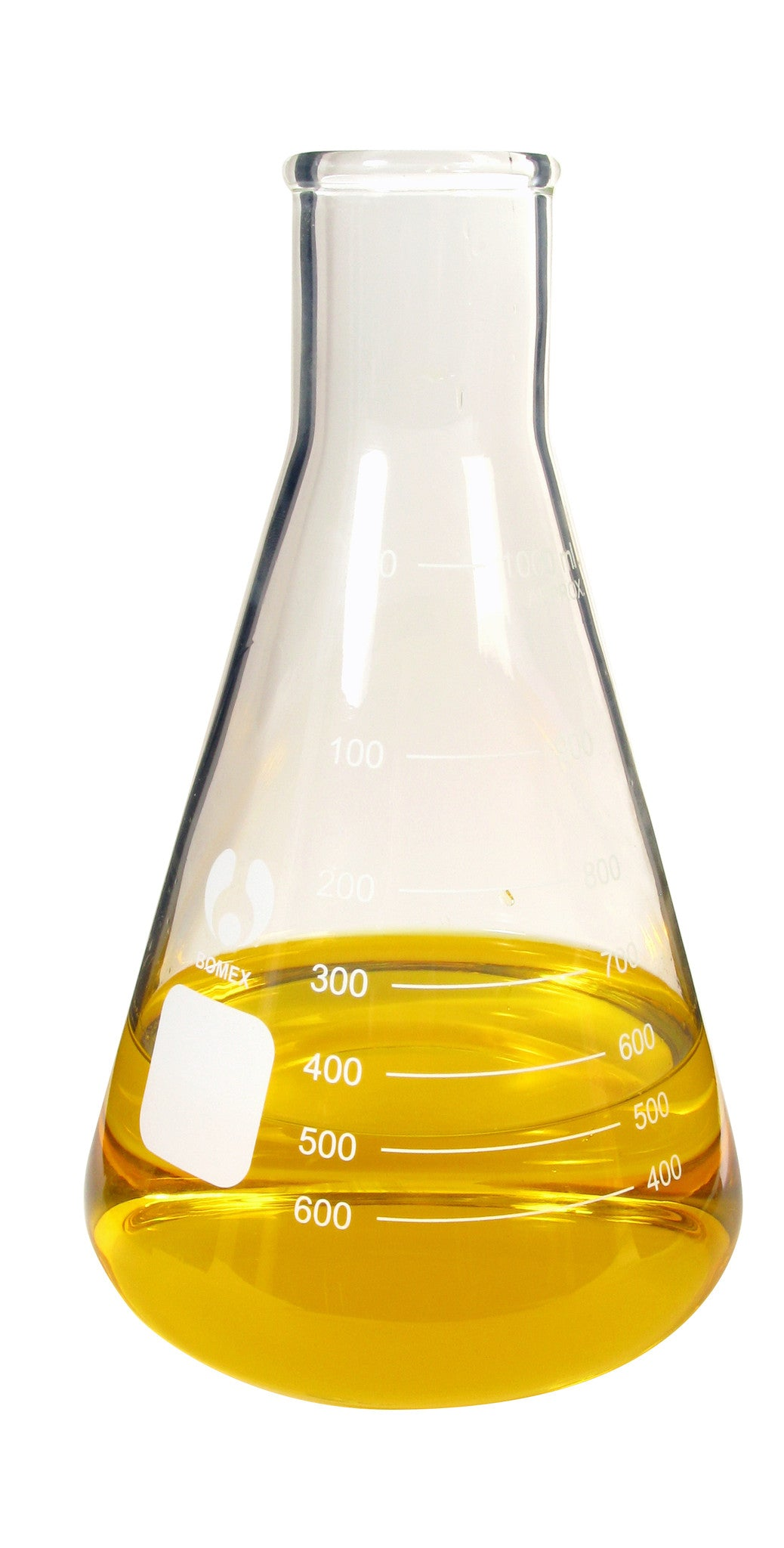 Bomex Erlenmeyer Flask ~ 1000mL (1L) - The Science Shop