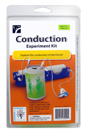 Conduction Experiment Kit