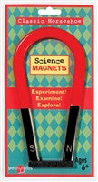 "6"" Classic Horseshoe Magnet - The Science Shop"