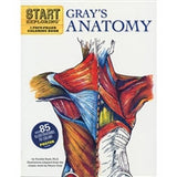 Gray's Anatomy Coloring Book - The Science Shop