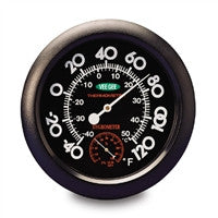 Thermometer w/small Hygrometer - The Science Shop