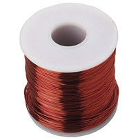 Enamel Coated Copper Magnet Wire 40' (feet) ~ 24-Guage - The Science Shop
