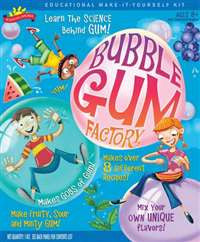 Bubble Gum Factory - The Science Shop
