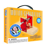 Science Discovery Kit ~ Electric Motor ~ Generator - The Science Shop - 1