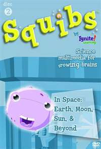In Space: Earth, Moon, Sun & Beyond ~ DVD - The Science Shop