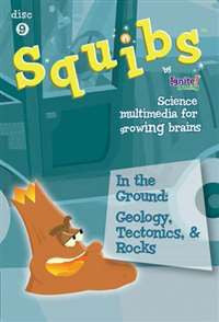 In the Gound: Geology, Tectronics, & Rocks ~ DVD - The Science Shop