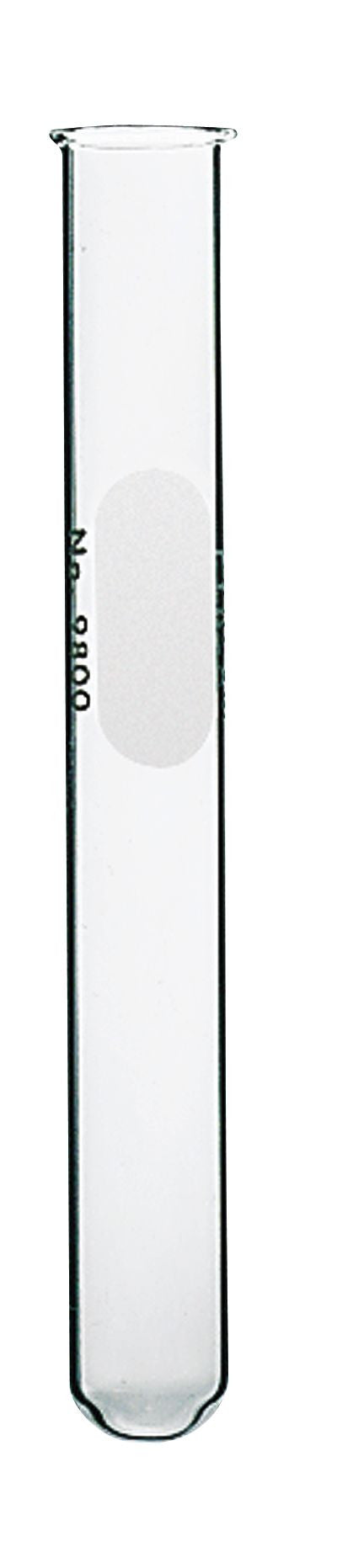 PYREX® 70mL Test Tubes, 25x200mm ~ Glass 6/pk - The Science Shop