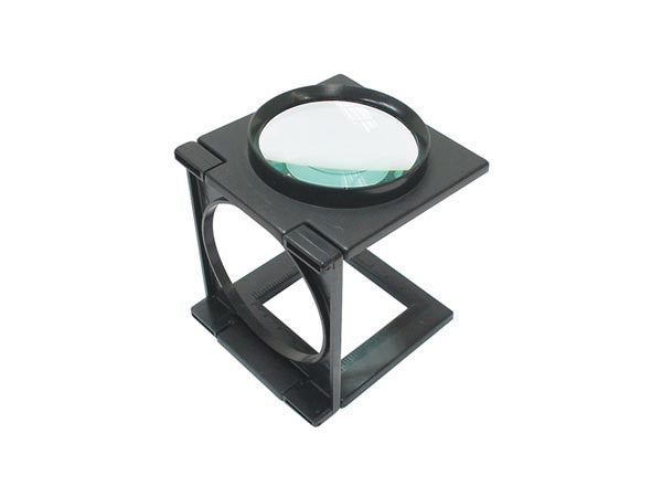 "Folding Magnifier - 2.4"" ~ 5x - The Science Shop"