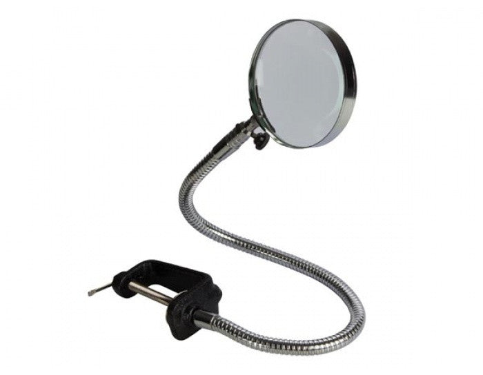 Gooseneck Magnifier, 3x - The Science Shop