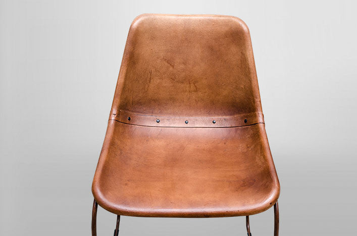 Cantina Leather Dining Chair