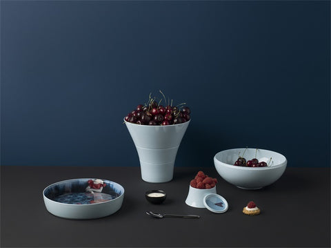 Ming Blue Abysse Stackable Bowls