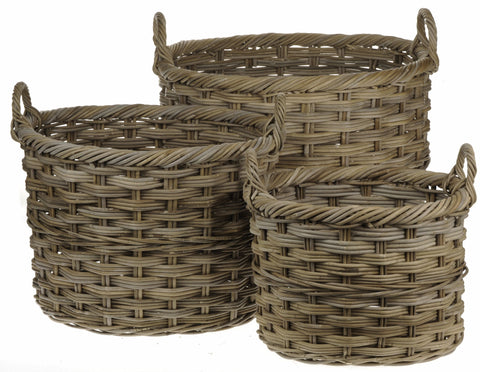 Coronet Log Baskets