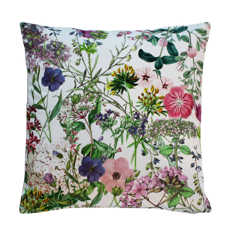 Feather Padded Designer Cushion - Seed Verity