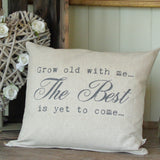 Old Together Cushion