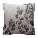 Feather Padded Luxury Cushion - Organic Jana 1