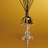 Silver Plated Stand | Large Diffuser & Candle