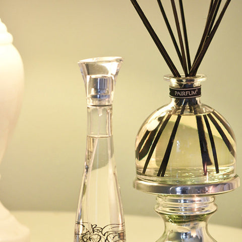 Large Reed Diffuser | Blush Rose and Amber