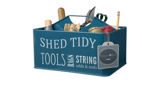 Garden Shed Tidy Tin