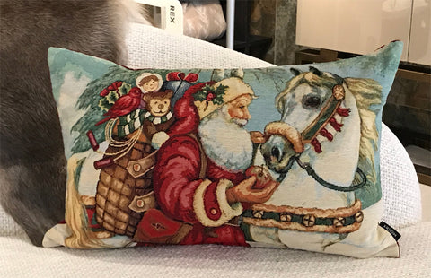 Santa Christmas Cushion