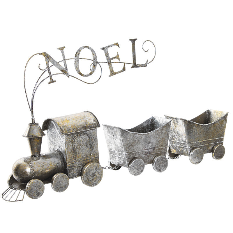 Noel Christmas Train Decoration